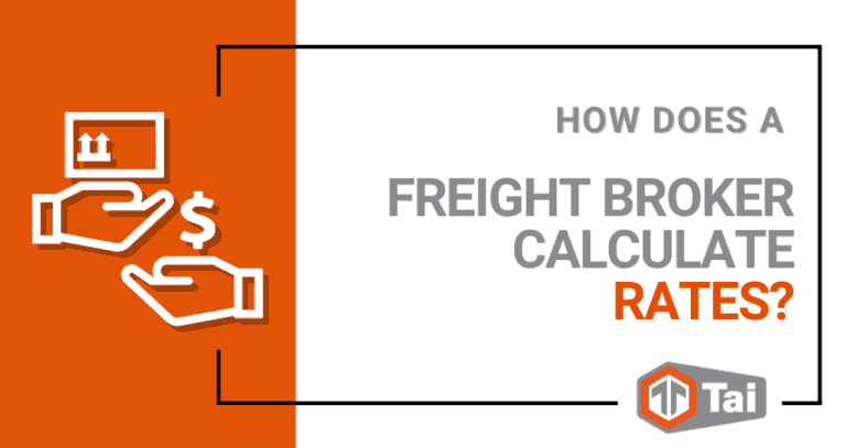 5. How Does a Freight Broker Calculate Rates