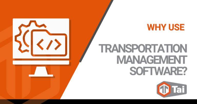 Why Use Transportation Management Software